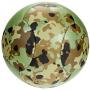 Мяч футбольный «Военный», камуфляж