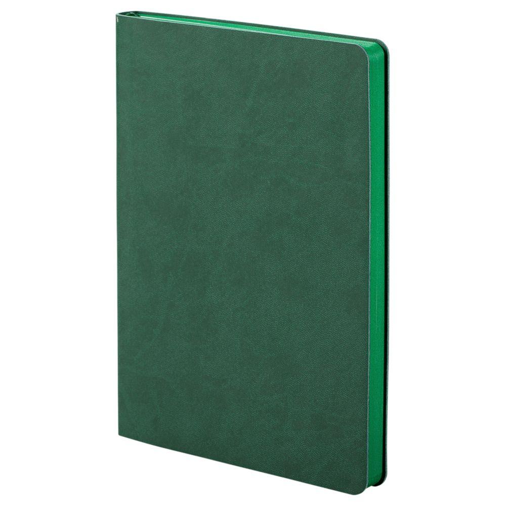 Ежедневник Jungle, недатированный, зеленый
