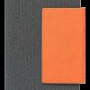 Блокнот Kea 13,4х20 см., оранжевый